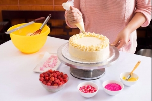 List Of Hobbies Cake Decorating